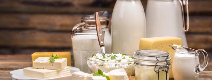 Knochen stärken dank Calcium